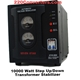 Seven star 10,000 Watt Deluxe Automatic Voltage Regulator / Converter