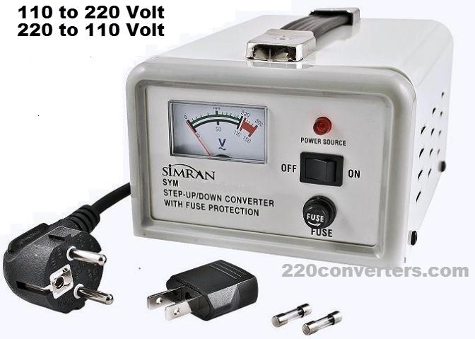 110 Volts to 220 Volts Transformer 110 to 220 Volt And