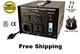 Simran AC-3000W 3000 W Watt Step Up Down Voltage Converter Transformer with Four Outlets Simran AC3000W, AC3000, 3000W transformer, 3000 Watt converter, Simran, Voltage Converter, Transformer, step up down, power converter, 110 to 220 volt, 220v to 110v