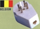 Belgium Telephone Conversion Jack