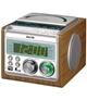 Sanyo RMX-CD900 Dual Voltage Clock Radio CD Player