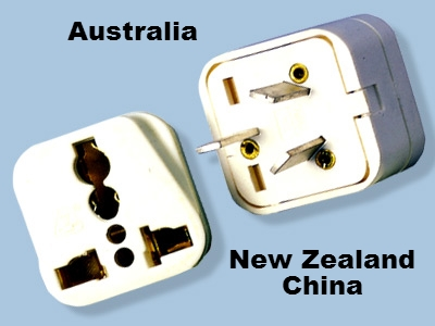 Ss416 Australia New Zealand China Universal Plugadapter