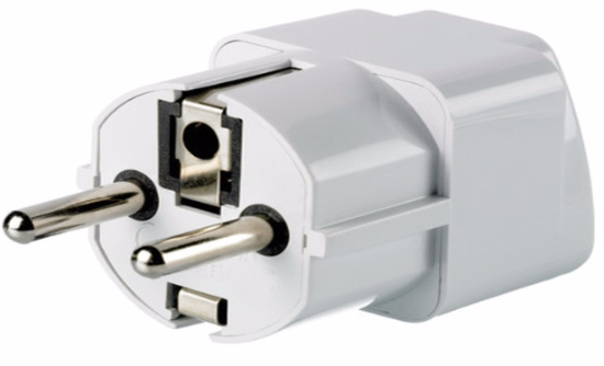 Germany France Universal Plug Adapter Gs18