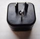 Plug Adapter 2 or 3-Pin USA Style to Australia / New Zealand Outlet Plug Adapter