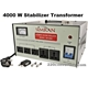 Simran AR4000 4000 W Watt Voltage Stabilizer Regulator 4000W Step Up Down Converter Transformer 110 220 Volt