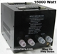 Simran THG15000UD  15000 W Watts Step Up-Step Down Transformer 15000W Heavy-Duty Voltage Converter