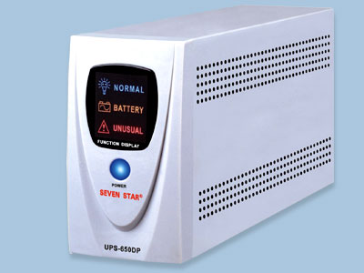 650VA 220 Volt UPS Battery Backup System
