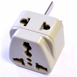 Plug Adapter 2 In 1 Australia New Zealand China - Change the Plug Style